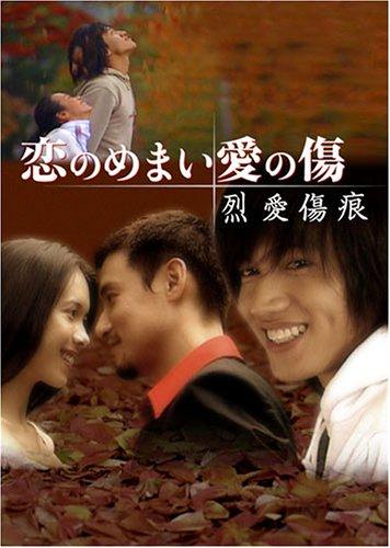 恋のめまい愛の傷 ~烈愛傷痕~ DVD-BOX